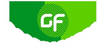 GF Sportcenter – Grünfeld Sportcenter Logo für Mobilgeräte