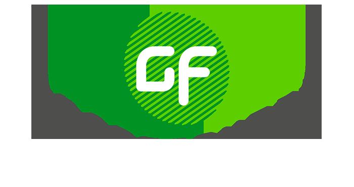 GF Sportcenter – Grünfeld Sportcenter Mobile Retina Logo